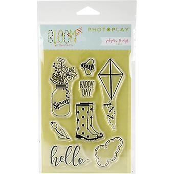 Bloom Polymer Stamps- PPBL2438
