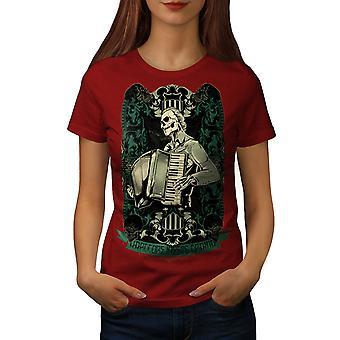 Hardcore Frauen RedT-Nachthemd | Wellcoda