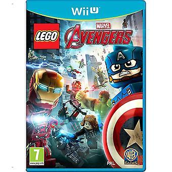 Jeu de LEGO Marvel Avengers Nintendo Wii U