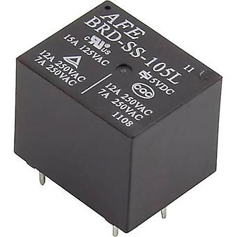 PCB relays 24 Vdc 15 A 1 change-over AFE BRD-SS-12