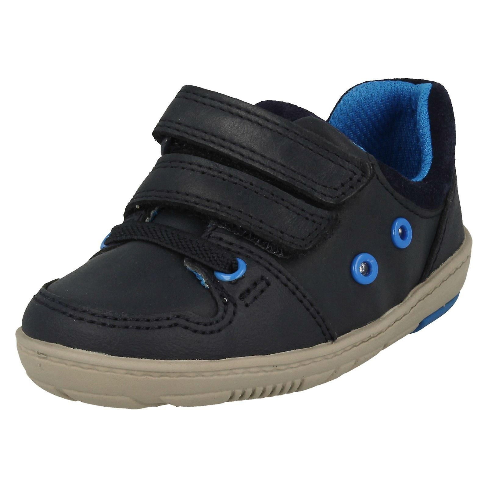 Boys Lights Clarks Casual Shoes With Lights Boys Tolby Boo-Matching In Color-Man's/Woman's f4dd35