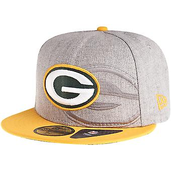 New era 59Fifty Cap - SCREENING NFL Green Bay Packers