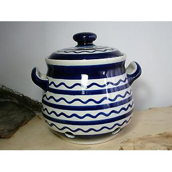 Zwiebeltopf, 3500 ml, 23 x 22 cm, Tradition 29 - Keramik Oberlausitz - BSN 409011
