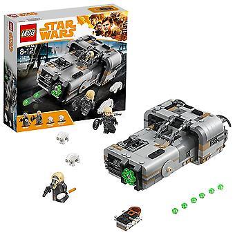 Deslizador terreste de LEGO 75210 Moloch