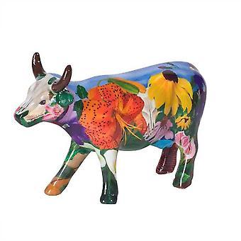 Cow Parade O'Kowffe Georgia (medium ceramic)