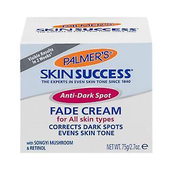 Sucesso de pele do Palmer Anti mancha escura desaparecer creme oleoso 75g
