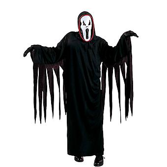 Skrikande spöke kostym