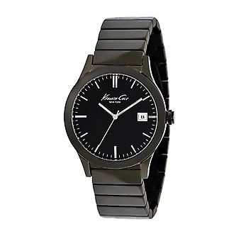 Kenneth Cole New York men's wrist watch analog stainless steel 10011196 / KC9117
