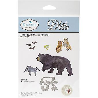 Elizabeth Craft Metal Die-CountryScapes Critters 4, 2