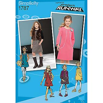 Girls' & Girls' Plus Dresses Project Runway Collection-8 1/2 - 16 1/2