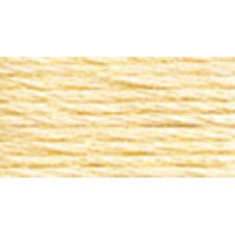 DMC 6-Strand Embroidery Cotton 8.7yd-Ultra Pale Yellow