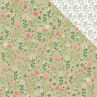 Full Bloom Double-Sided Cardstock 12