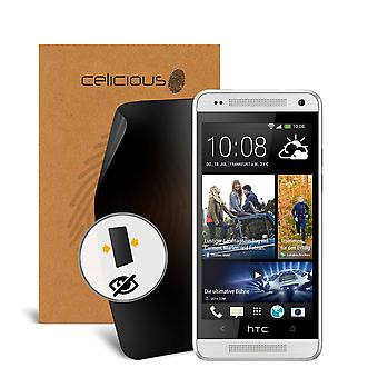 Celicious Privacy 2-Way Visual Black Out Screen Protector for HTC One Mini