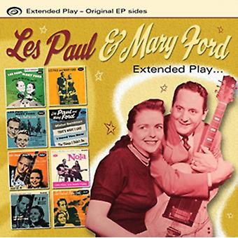 Extended Play by Les Paul & Mary Ford
