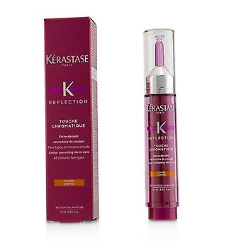 Kerastase Reflection Touche Chromatique Colour Correcting Ink-In-Care - # Copper (All Coloured Hair Types) - 10ml/0.34oz