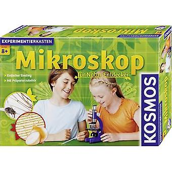 Science kit Kosmos Mikroskop für Natur-Entdecker 635213 8 years and over