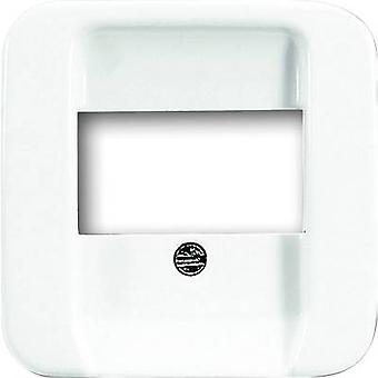 Busch-Jaeger Cover TAE socket Reflex SI, Reflex SI Linear Alpine white 2539-214