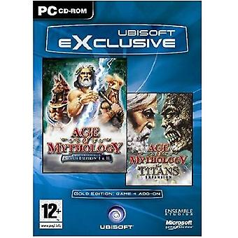 Age of Mythology (GOLD) PC Game
