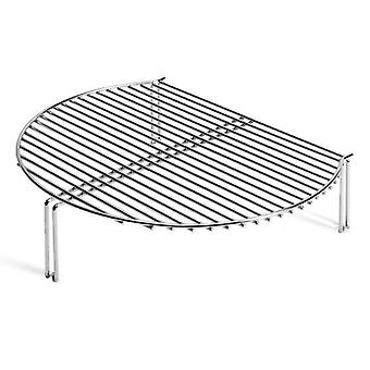 Nova - BBQ Cooking Grid Expander to Fit 21 & 23.5 inch Kamado Barbecue