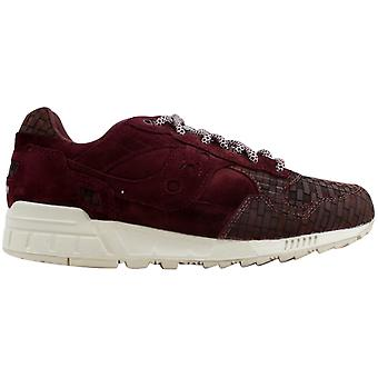 Saucony Shadow 5000 Maroon Bricks S70339-1 Men's