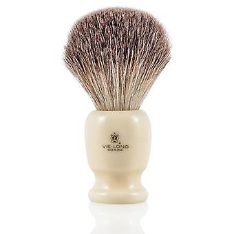 Vie-Long 16733 Black Badger Shaving Brush