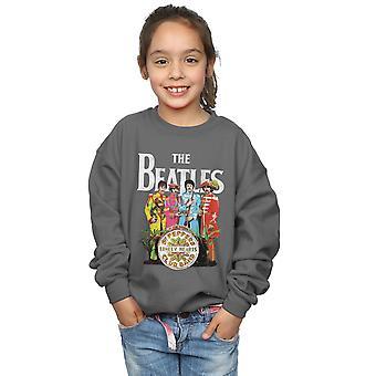 The Beatles Girls Sgt Pepper Sweatshirt