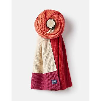 Joules Annis Chunky Knitted Scarf (Z)