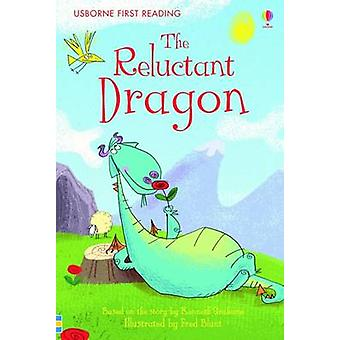 The Reluctant Dragon by Katie Daynes - Fred Blunt - 9780746096949 Book