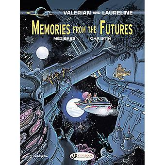 Memories from the Futures by Pierre Christin - 9781849183383 Book