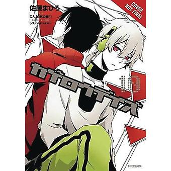 Kagerou Daze - Jg. 10 von Kagerou Daze - Vol. 10-9781975327514-Buch