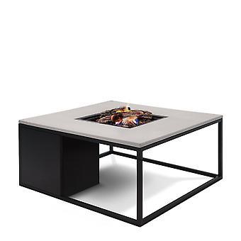 Tabel 100 x 100 cm-COSI brande Cosiloft brand sort/grå