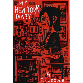 Mon journal de New York (nouvelle édition) par Julie Doucet - livre 9781896597836