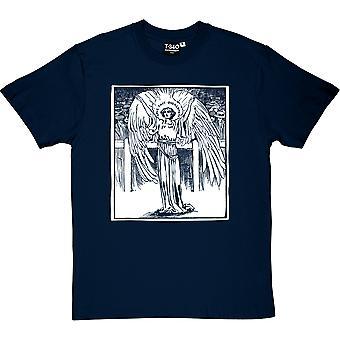 Amor que venciere camiseta hombres