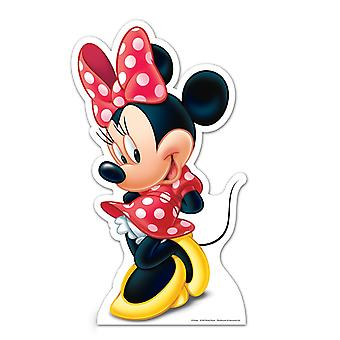 Minnie Mouse Lifesize papp åpning / Standee (Disney)