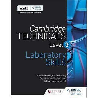 Cambridge Technicals 3 poziom laboratorium umiejętności przez Stephen Hoare - Pau