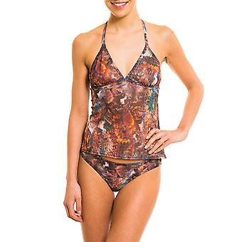 Home page KINIKI Pavo Tan attraverso Tankini Swimwear delle donne