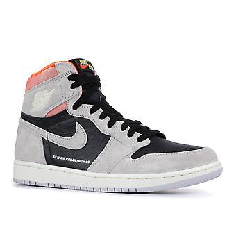 buy popular 88db8 eedec Air Jordan 1 Retro High Og  Grey Crimson  - 555088-018 - Shoes