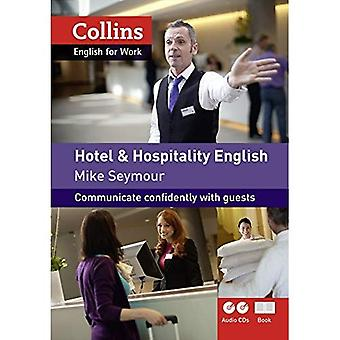 Collins Hotel e hospitalidade inglês