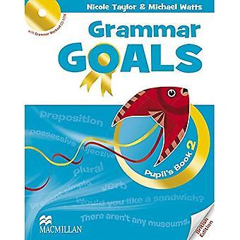 Objetivos da gramática: Livro Pack nível do aluno 2