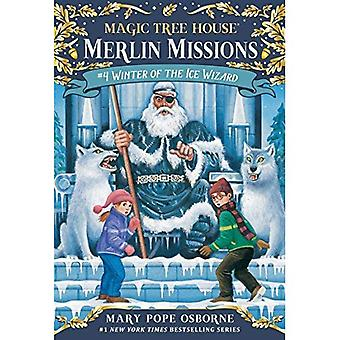 Hiver de l'assistant de glace (Magic Tree House