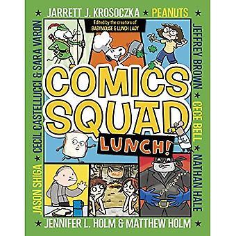 Comics trupp: Lunch!