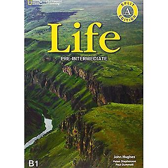 Life Bre Pre-Intermediate: Combo Split A