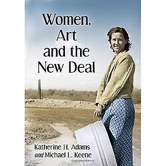 Konst, kvinnor och New Deal