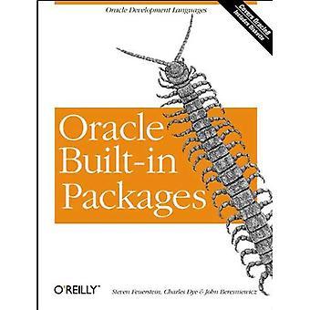 Integrierte Pakete Oracle (Oracle Entwicklungssprachen)