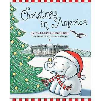 Christmas in America (Ellis the Elephant)
