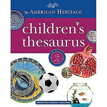 American Heritage Children's� Thesaurus