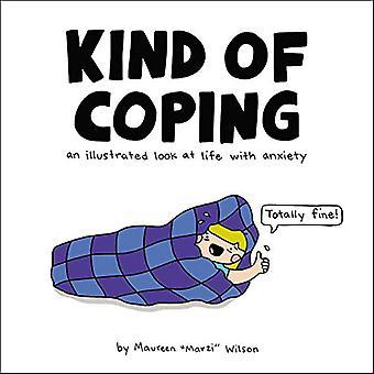 Soort Coping: een geïllustreerde kijk op leven met angst
