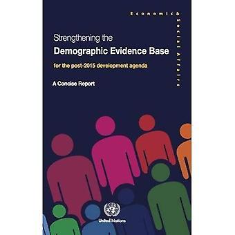 Versterking van de demografische feitenmateriaal voor de ontwikkelingsagenda van de post-2015: een beknopt verslag