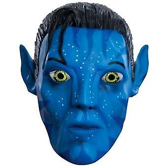 Avatar Jake 3/4 maske For voksne