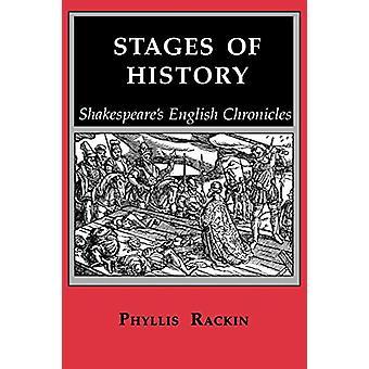 Stadier af historie - Shakespeares engelske Chronicles af Phyllis Rackin